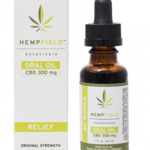 Relief Oral CBD Oil