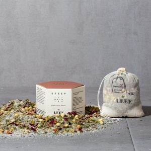 CBD Bath Tea – Steep
